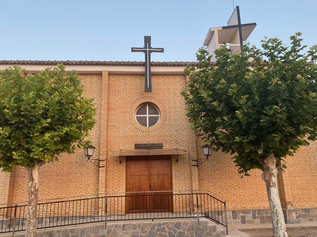 puerta grande iglesia